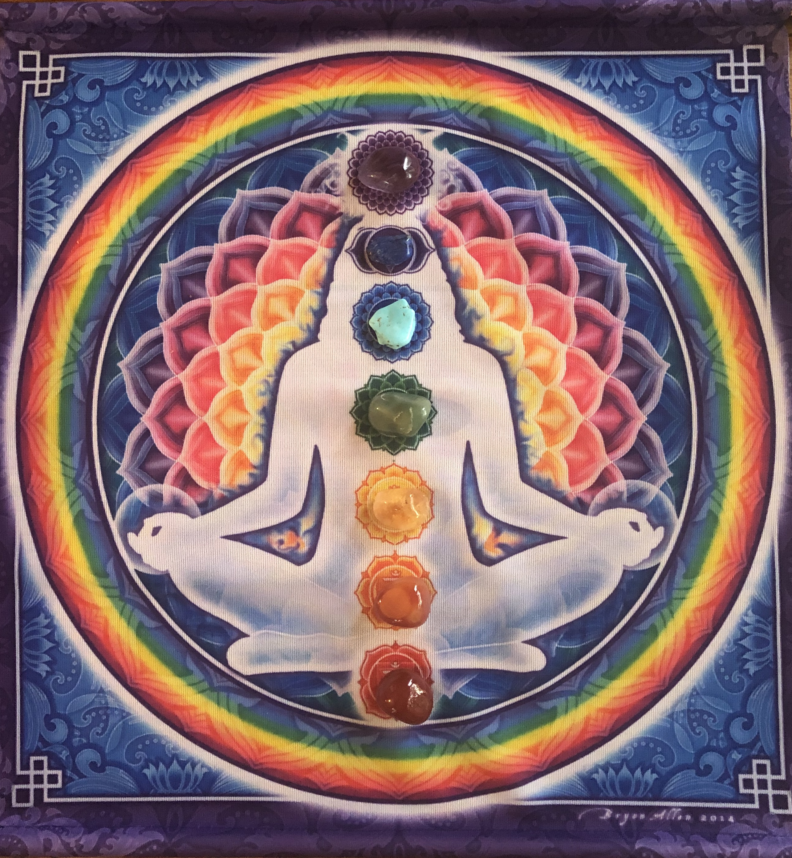 Our Chakras and What They Each Mean